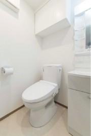 洗浄機能付温水便座シャワートイレ