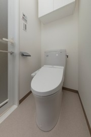 温水洗浄暖房便座付洋式便器
